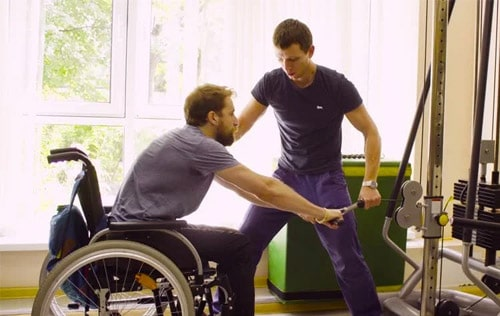 NDIS occupational therapist (OT) functional capacity report