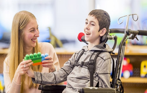 NDIS Disabled People Support Providers in Australia