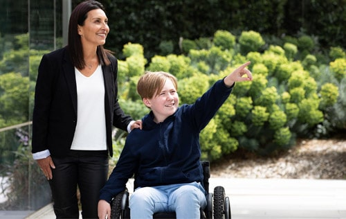 Australian Government Disability funding