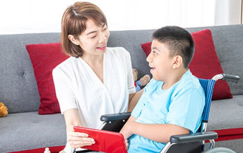 NDIS registered occupational therapist in Australia